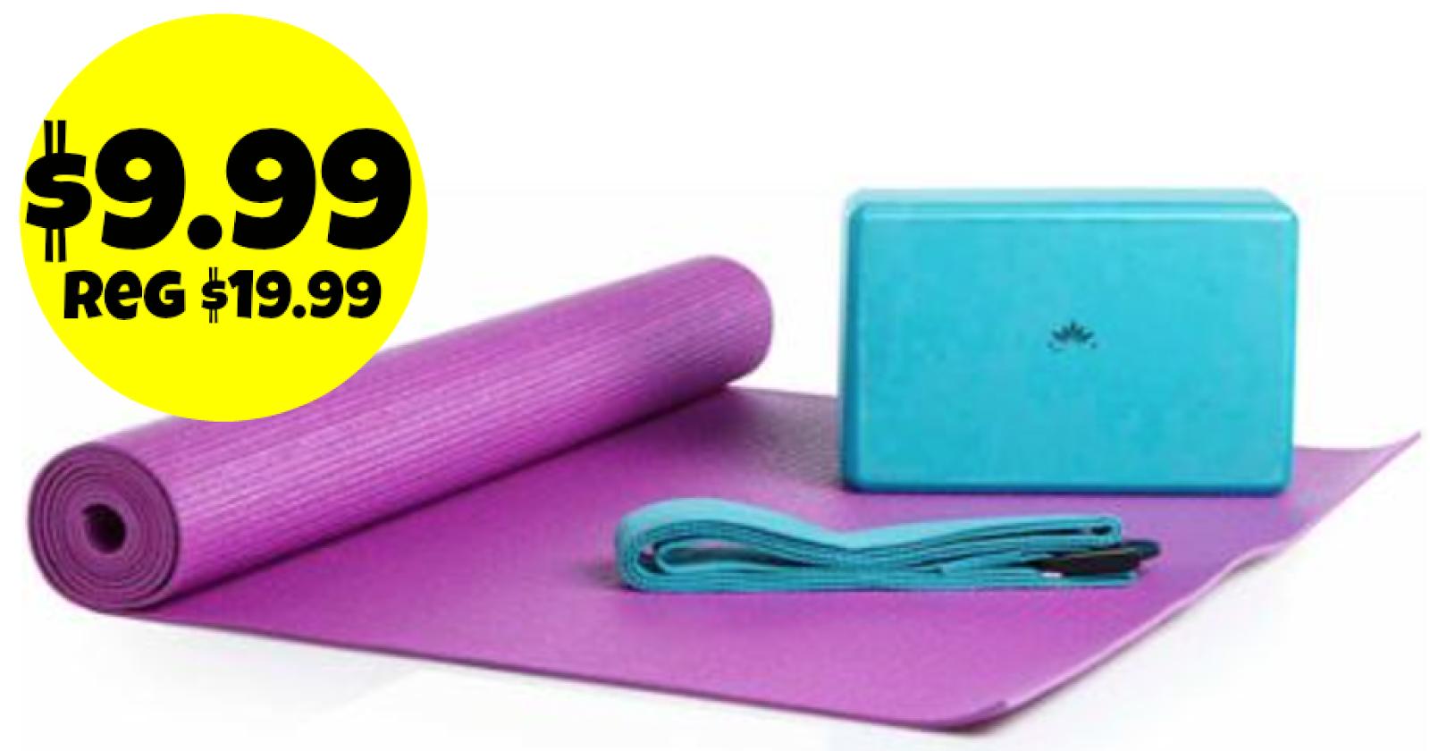 http://www.thebinderladies.com/2015/01/walmart-lotus-yoga-kit-mat-block-strap.html