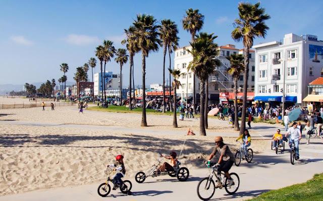 Venice Beach em Los Angeles