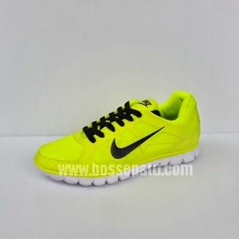 Nike Free 5.0 Hijau Stabilo