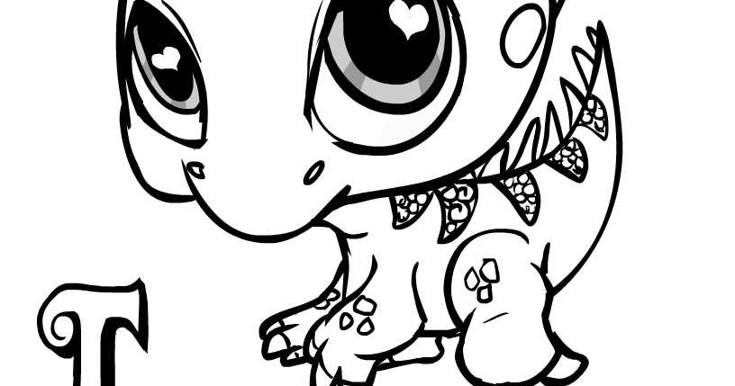 Creative cuties iguana coloring page for Iguana coloring pages