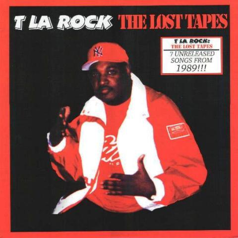 T La Rock ‎– The Lost Tapes (Vinyl) (2000) (128 kbps)