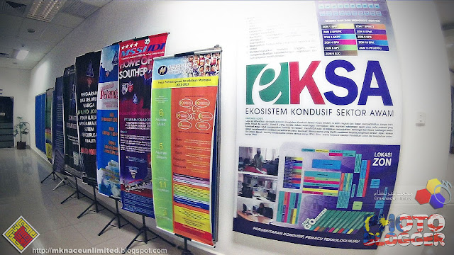Sudut Informasi EKSA JPN Johor - coming soon