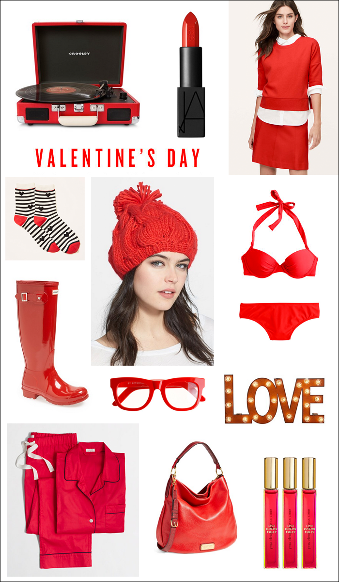 Valentine's gifts, gifts for her, nordstrom, gift ideas, gifts for girlfriend
