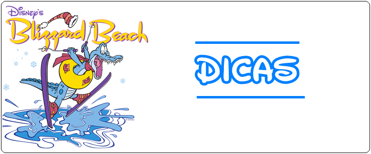 Dicas Blizzard Beach