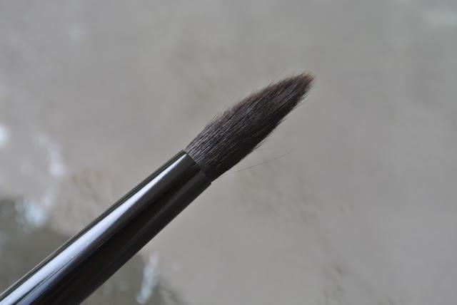 Crease Brush Up Close