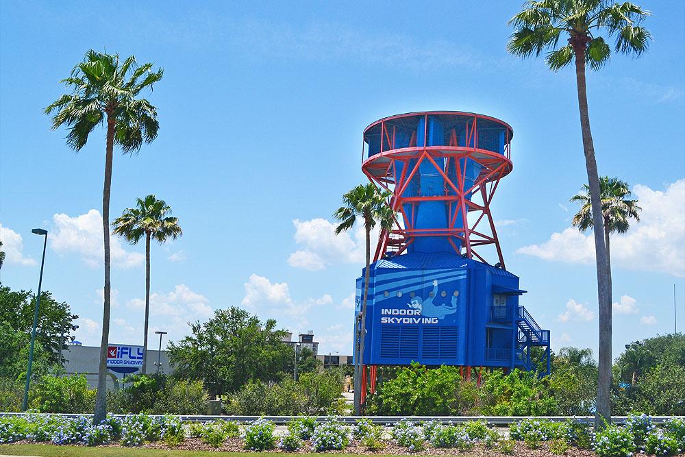 iFly Orlando International Drive