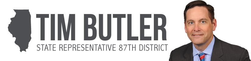 Illinois State Representative Tim Butler