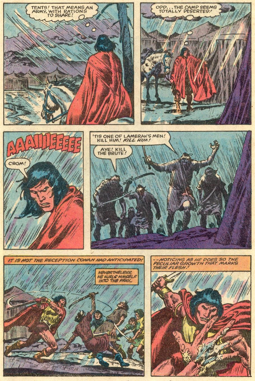 Conan the Barbarian (1970) Issue #148 #160 - English 3