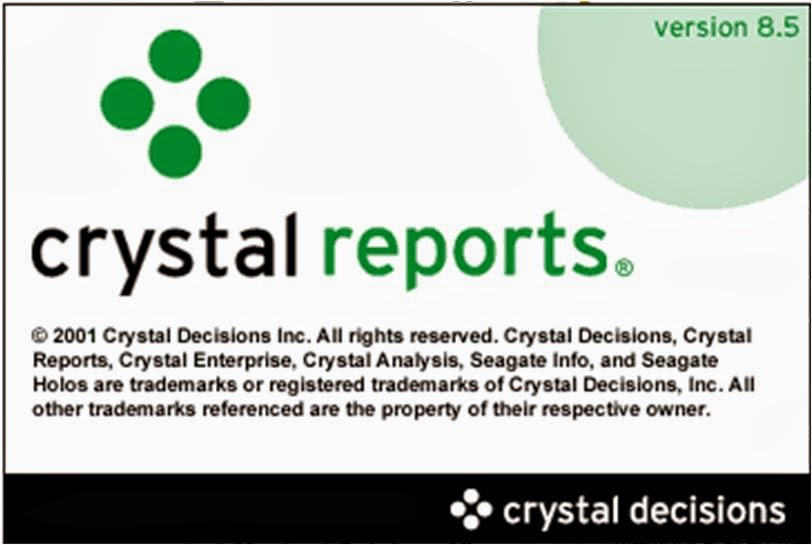 free crystal reports software