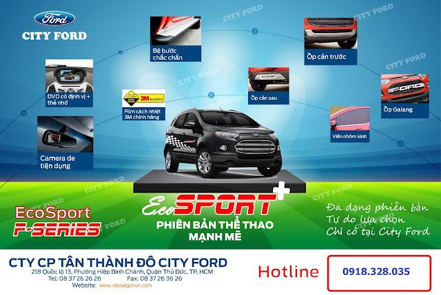 Poster%2BEcoSport%2B%252B 03 Ford Ecosport Titanium Limited phiên bản đặc biệt