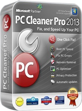 Free Download PC Cleaner Pro 2013 v11.13.3.17