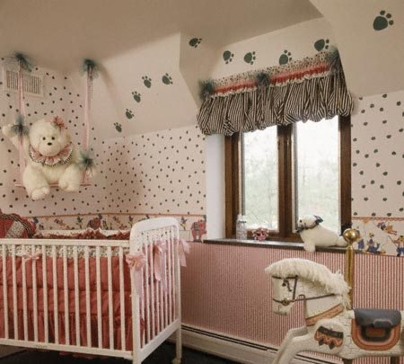 Nursery Decoration Ideas