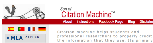 of ciatation machine