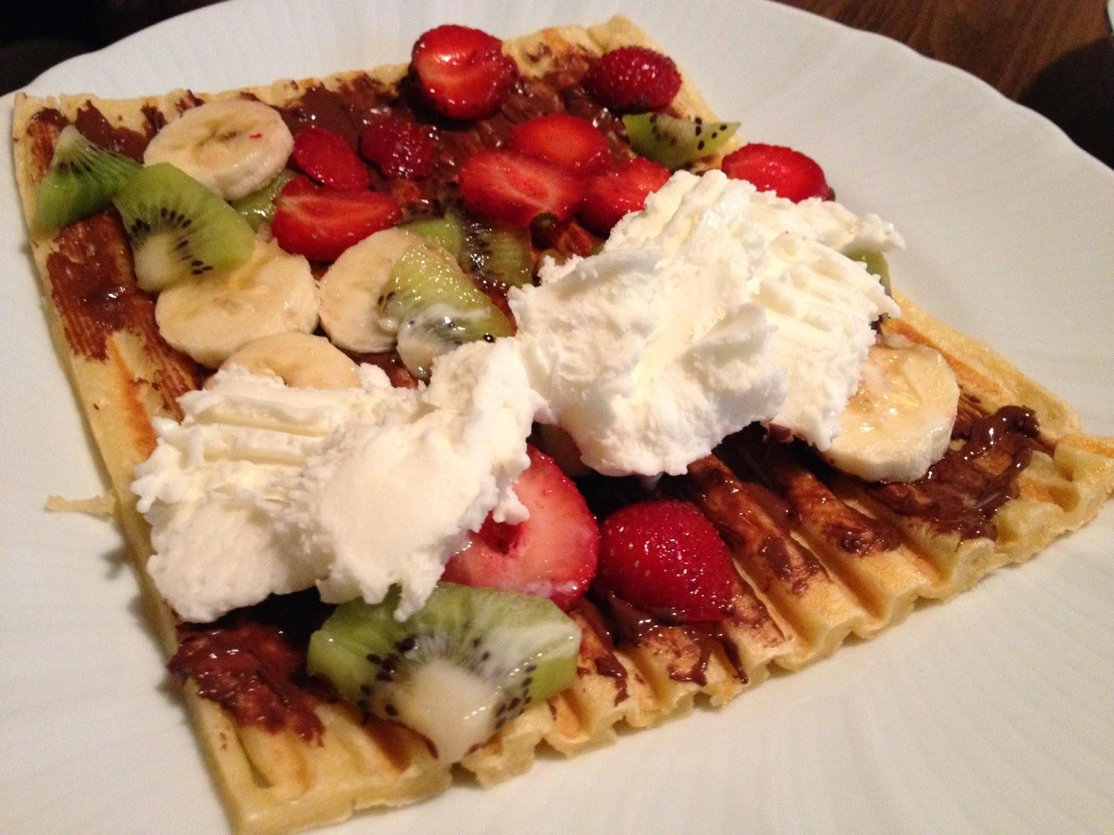 waffle hamuru tarifi arda