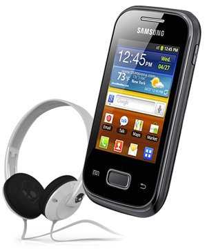 Samsung Galaxy Pocket Skullcandy