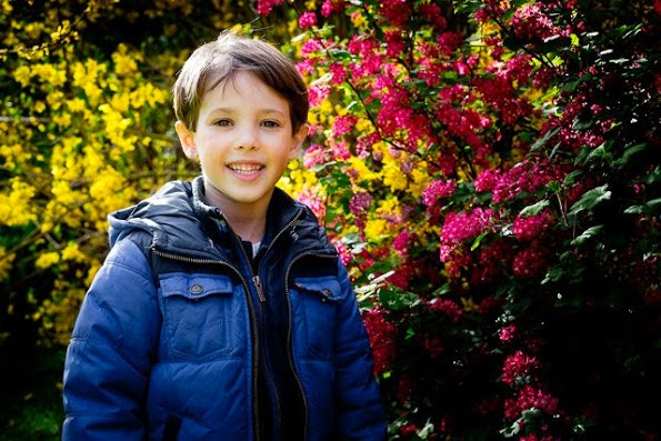 Prince Henrik Of Denmark Celebrates 6th Birthday
