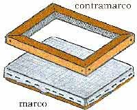 Papel artesanal elaboracion: bastidor, marco y forma