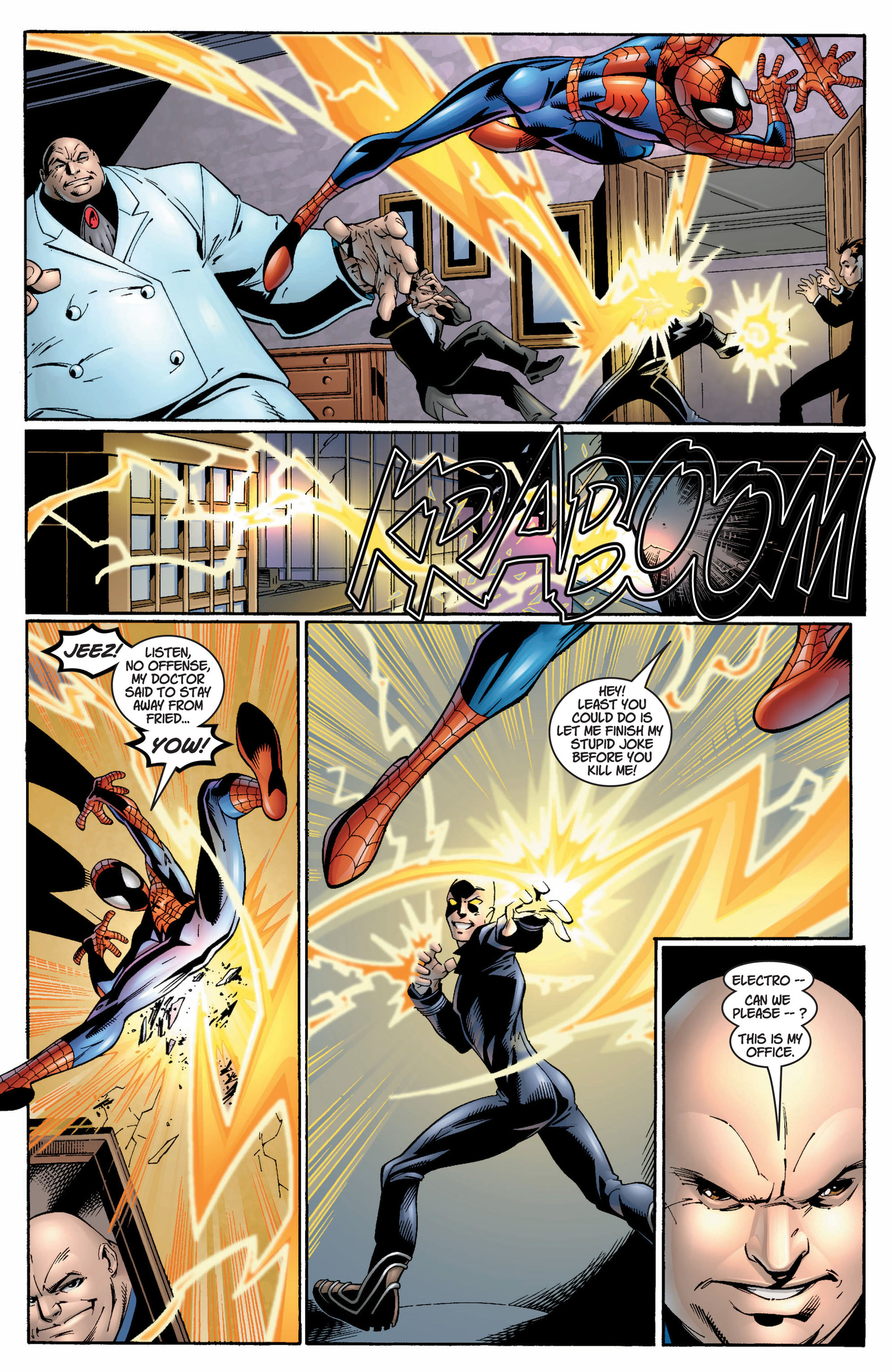 Ultimate Spider-Man (2000) Issue #10 #14 - English 5