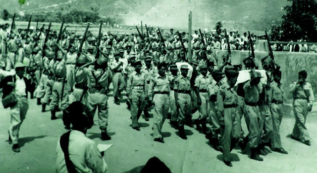 Sejarah Perlawanan Rakyat dan Pergerakan Nasional Indonesia pada Masa Pendudukan Jepang