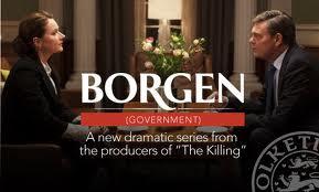 Does Netflix Have Borgen