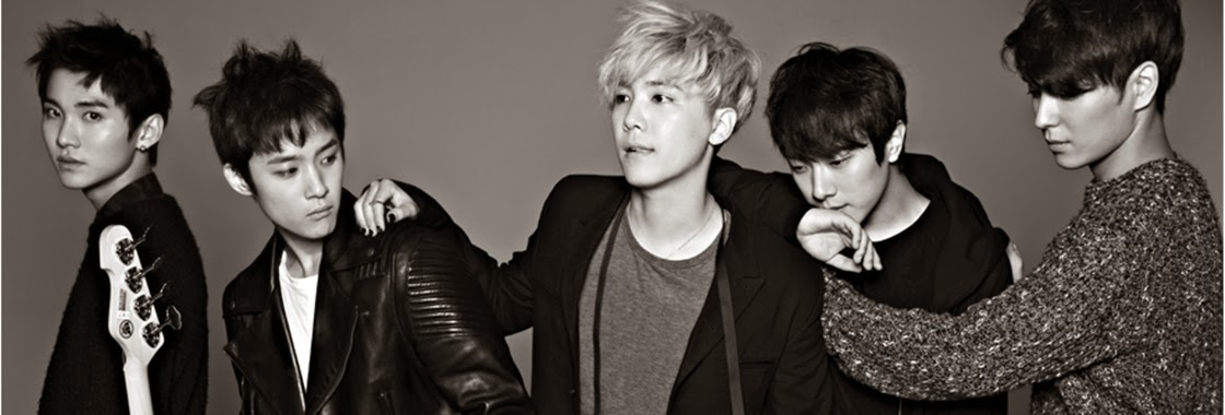 Song Seunghyun - Lee Jaejin - Lee Hongki - Choi Minhwan - Choi Jonghoon