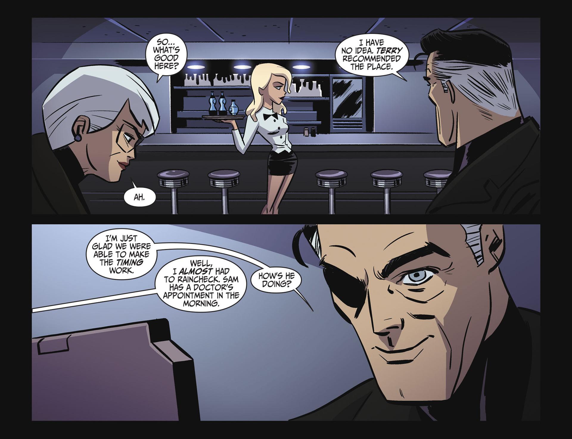 Batman Beyond 2.0 #16 #25 - English 7