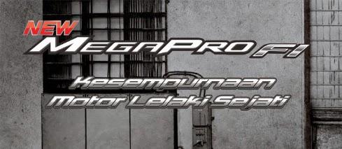 Spesifikasi New Honda Mega Pro FI
