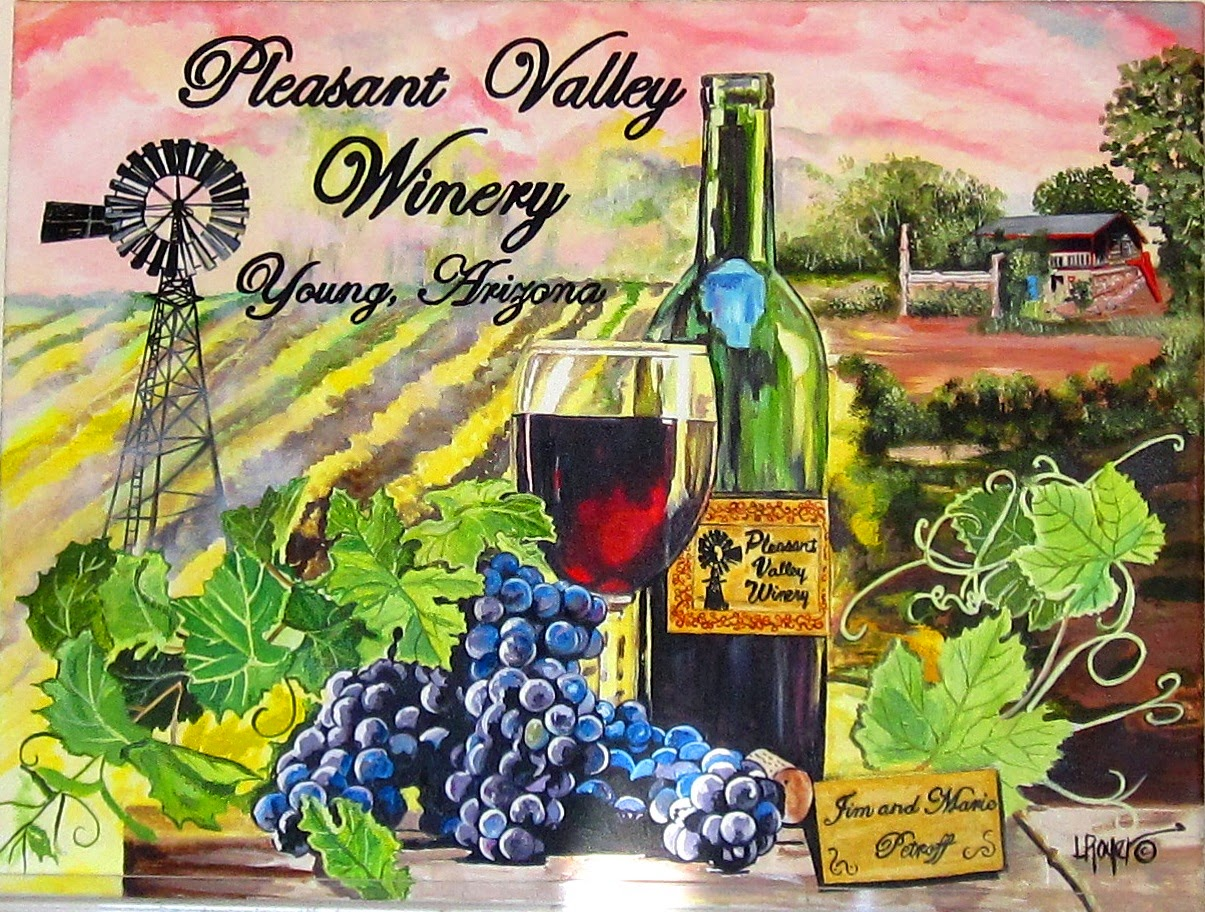 Pleasant Valley Winery