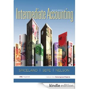 intermediate accounting 7th edition solution manual Intermediate accounting, 7th edition, solution manual - revenue essay example environment and theoretical structure of.