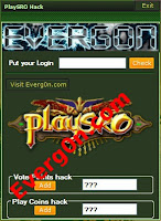 playsro hack, playsro cheat, playsro vote points hack
