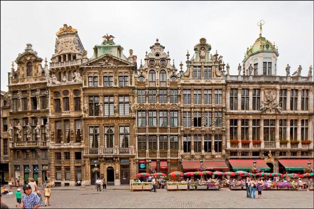 Volo Hotel Bruxelles Offerta