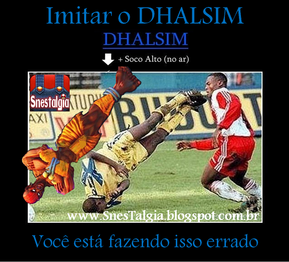 Parafuso-Dhalsim