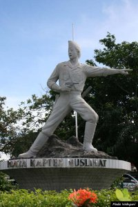 >Monumen Kapten Muslihat