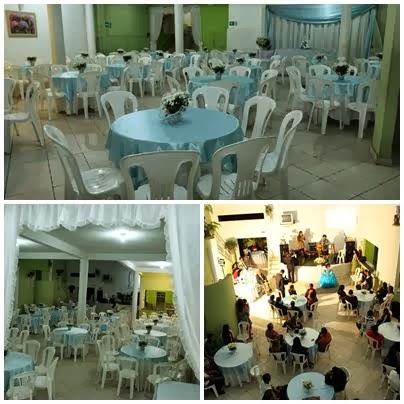 Salão de festas Yasmim