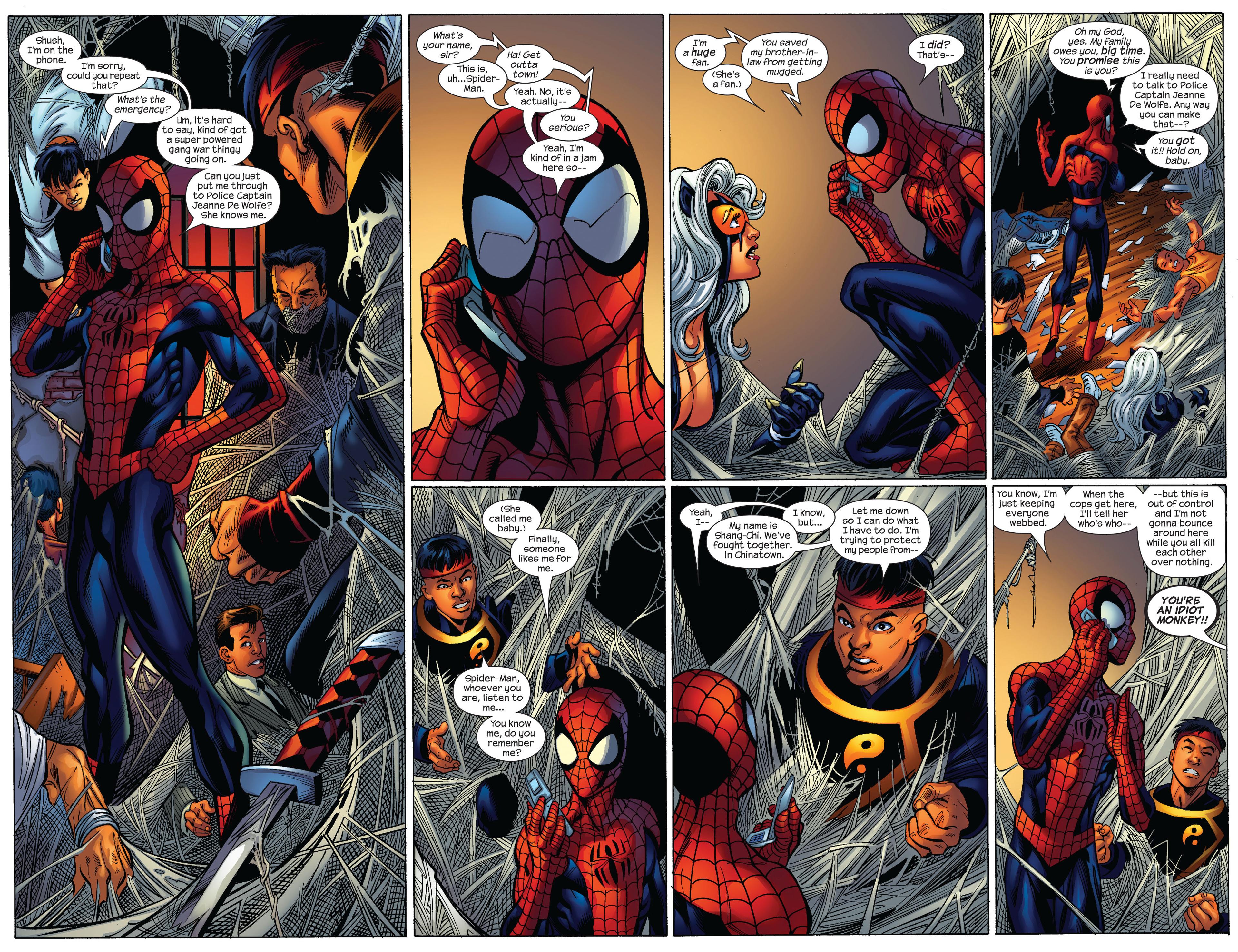 Ultimate Spider-Man (2000) Issue #84 #88 - English 9