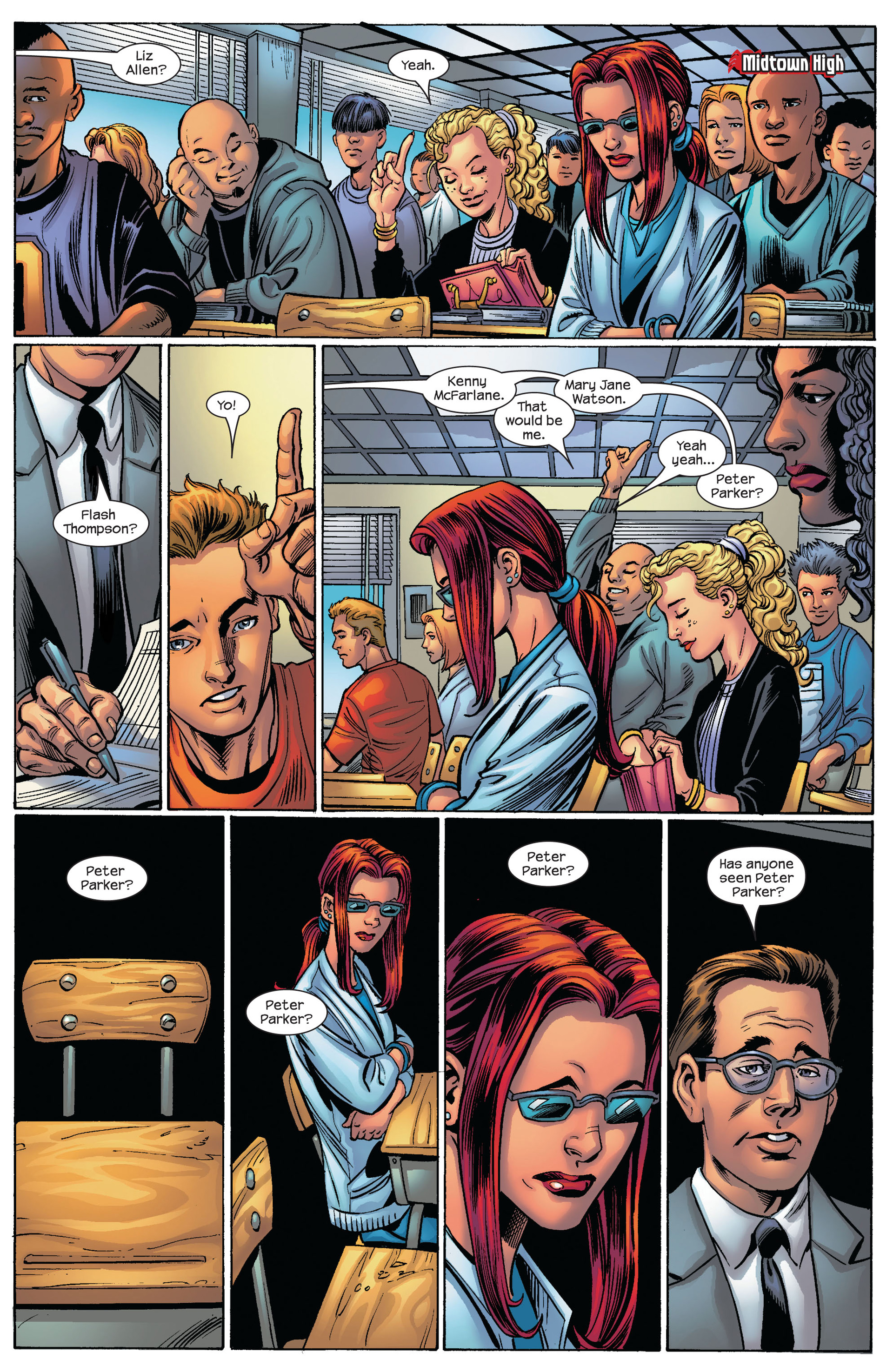 Ultimate Spider-Man (2000) Issue #82 #86 - English 3