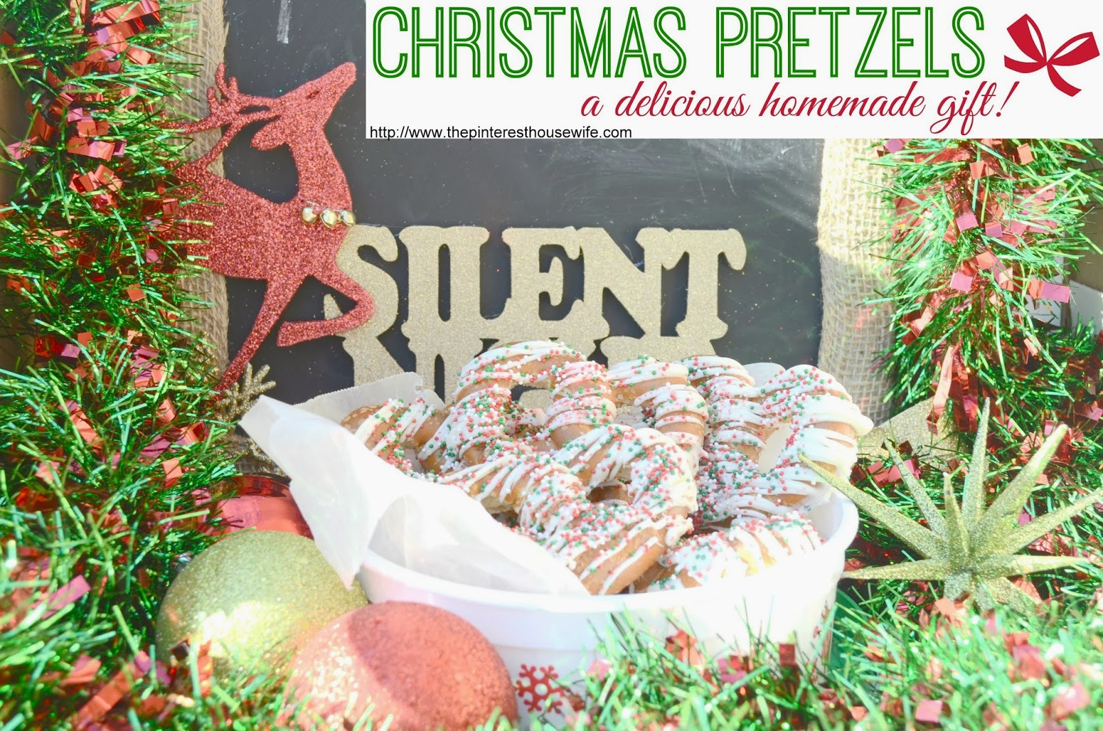 The best way to spread Christmas cheer is to eat sweets this time of ...