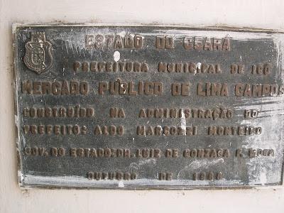 MERCADO PÚBLICO DE LIMA CAMPOS