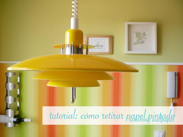 C mo quitar papel pintado how to remove wallpaper - Como limpiar las paredes de casa ...