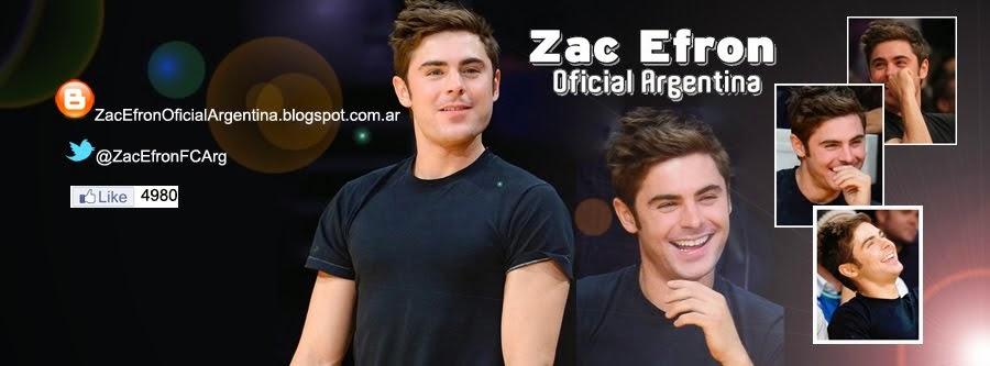 Zac Efron Oficial Argentina