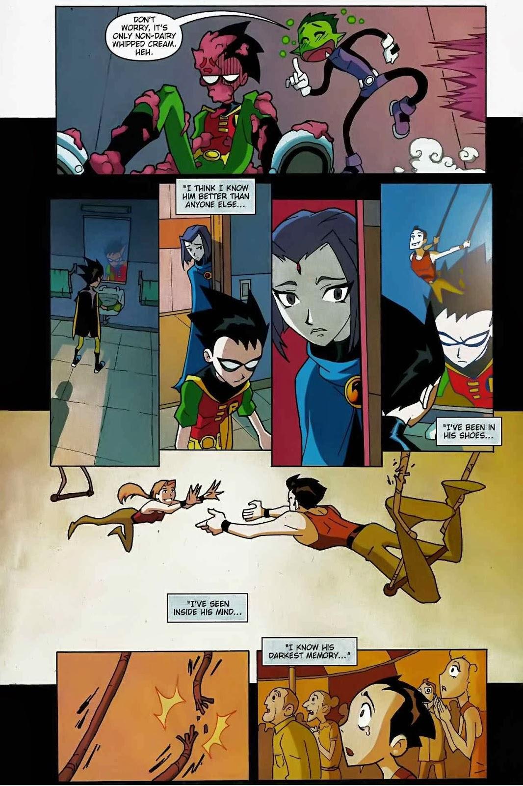 teen titans go issue 47