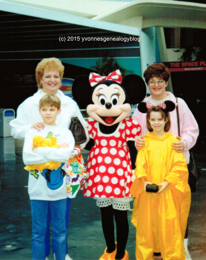 Disneyland 1993