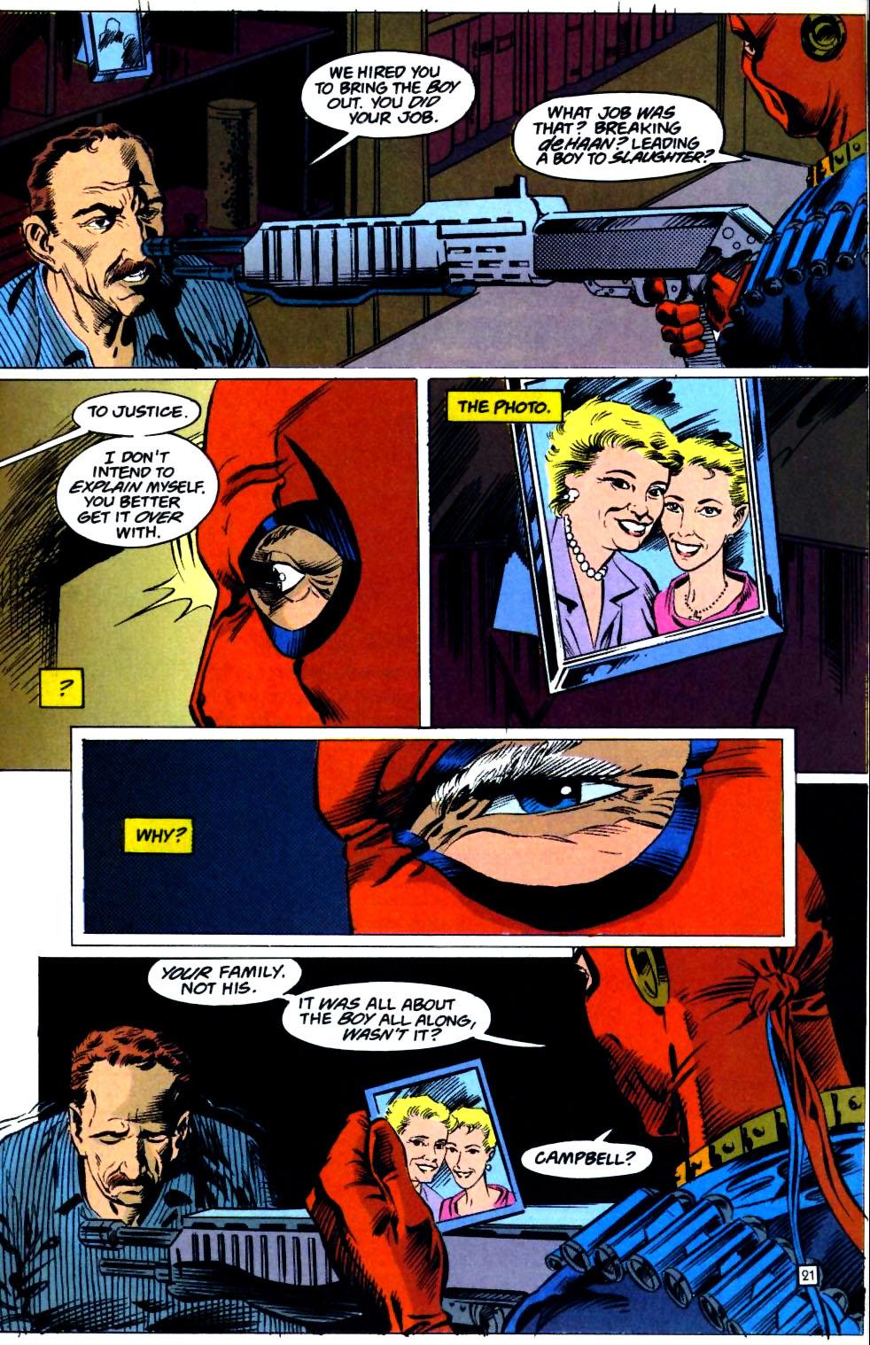 Deathstroke (1991) Issue #23 #28 - English 22