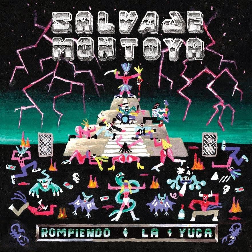 Salvaje Montoya Rompiendo la Yuca