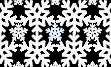 free snow pattern blue- śnieg niebieski