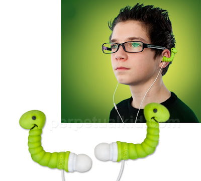Creative Headphones and Unusual Earphones (15) 14