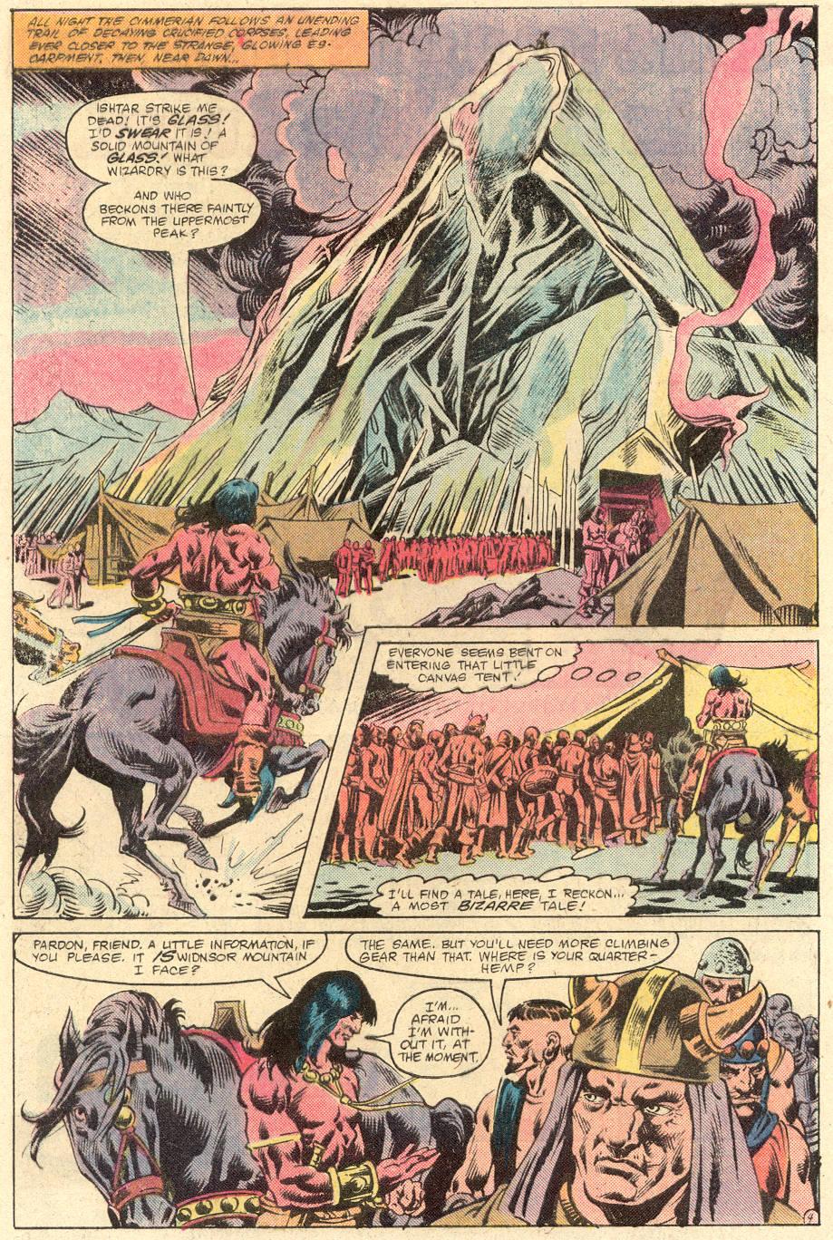 Conan the Barbarian (1970) Issue #133 #145 - English 5