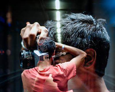 digital camera double exposure