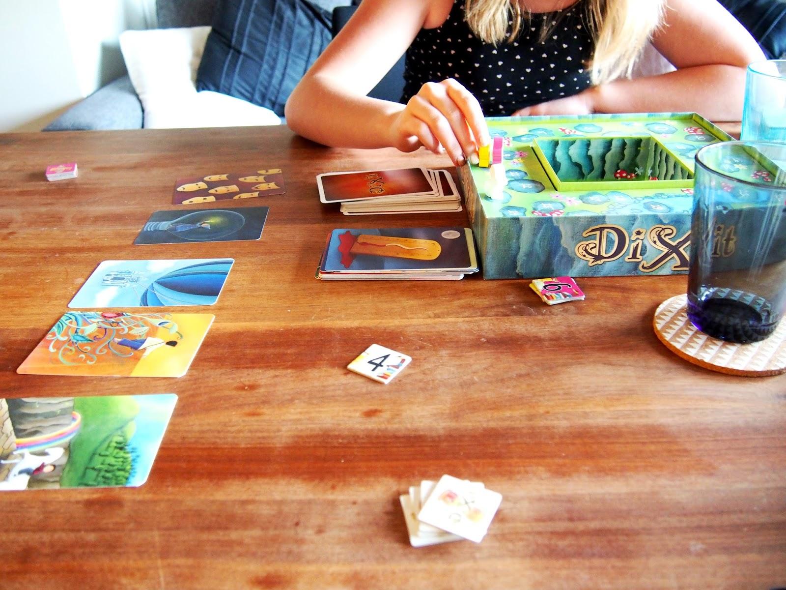 #duxit #board #game #night #evening #playing #lauta #peli #pelata #peli-ilta #kids #fun #storys #tarina