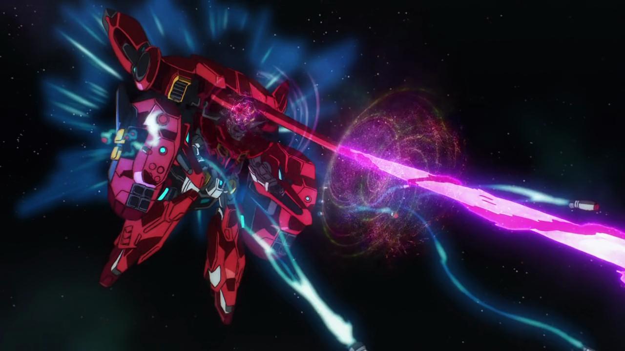 Resoconto Gundam Reconguista in G ep 15